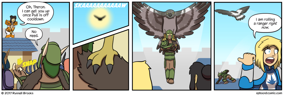 [Leap of the Eagle]